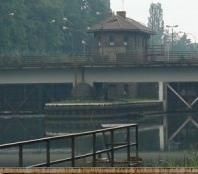 Most na kanale gliwickim Dzisiaj w Gliwicach