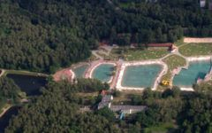 Kąpielisko Leśne Dzisiaj w Gliwicach