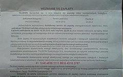 fałszywe wezwania Dzisiaj w Gliwicach