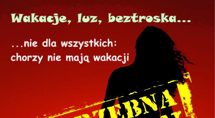 Plakat Dzisiaj w Gliwicach