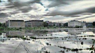 Teren po Hucie Gliwice