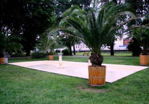 Dobiegł końca remont fontanny w Parku Chopina. Robi wrażenie
