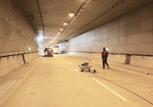 Jak wygląda tunel na DTŚ? Impreza otwarcia już w sobotę [Materiał TV]