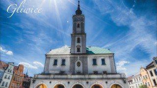 pocztowka_ratusz_gliwice