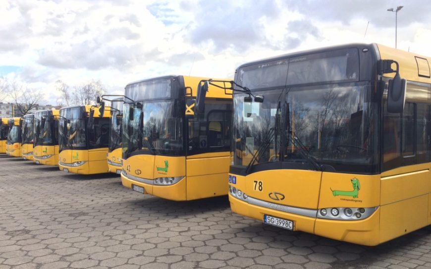 W Gliwicach pojawi się 20 nowoczesnych autobusów