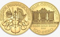 Europejczycy masowo kupują złoto