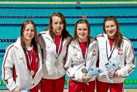 sikret, olimpijczyk, gliwice, pływanie
