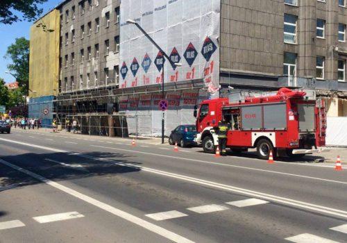 Seria alarmów bombowych w Gliwicach. Trwają ewakuacje w całym mieście