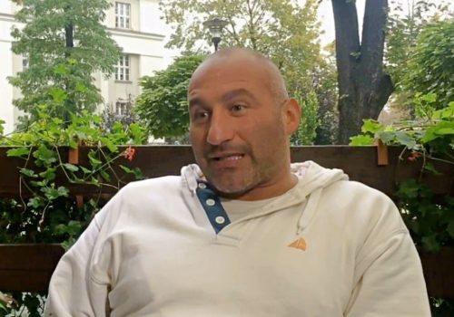 Będzie walka Najman-Pudzianowski? Z bokserem rozmawiamy w restauracji Majer
