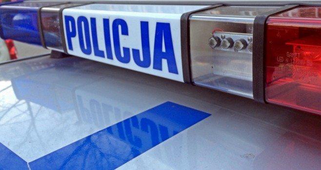 policja-wypadek-gliwice