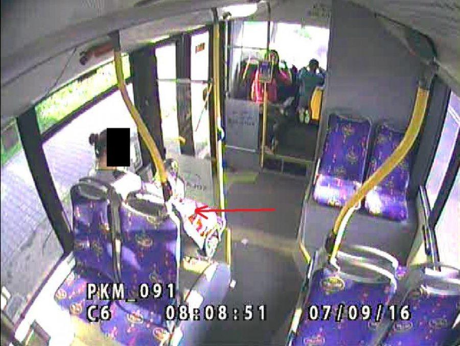 Kamera autobus