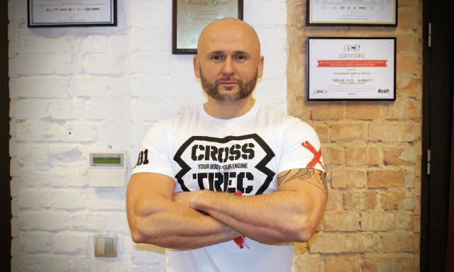 Trener personalny Gliwice Ireneusz Górny