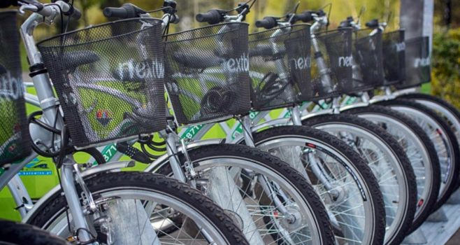 rower miejski gliwice