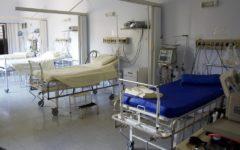 złodziej w szpitalu