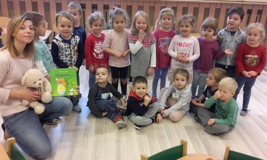 Pluszowe Misie Odwiedzają Przedszkola Są Już W Gliwicach
