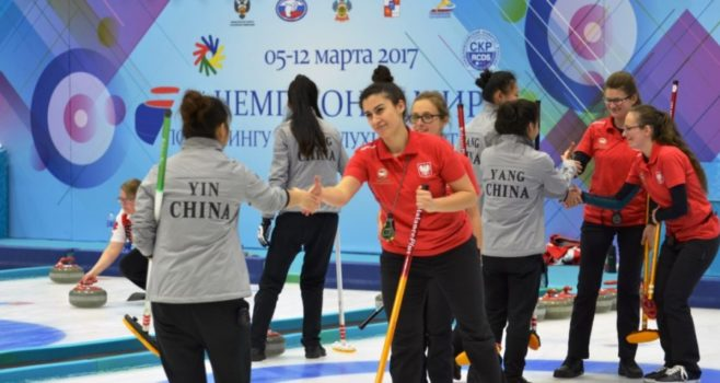 Curling Zawodnicy Gliwice Mistrzostwa Świata w Soczi