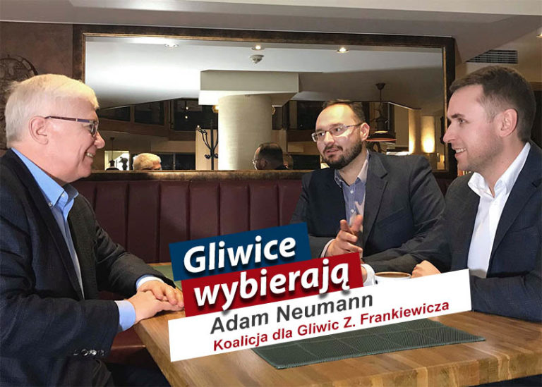 Gliwice wybierają: Adam Neumann, Koalicja dla Gliwic