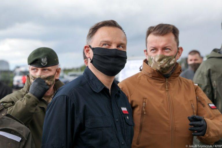 Andrzej Duda był w Gliwicach. Co robił w naszym mieście?