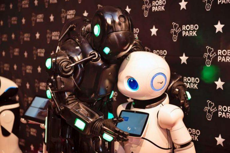 Roboty wracają! Interaktywna wystawa w gliwickim Forum