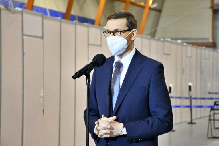 Premier w Gliwicach: Chcę podziękować za dobrą współpracę
