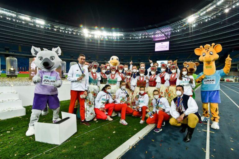 Polacy zdominowali MŚ. Stadion Śląski też spisał się na medal