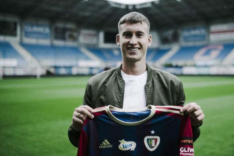 24-letni hiszpański obrońca nowym piłkarzem Piasta