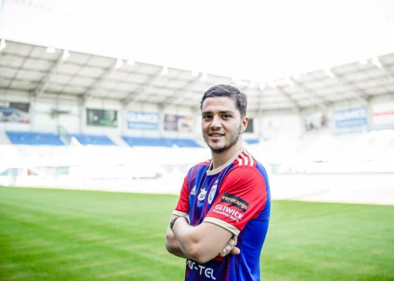 Alexandros Katranis, 23-letni Grek nowym zawodnikiem Piasta