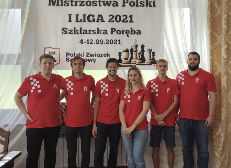 Szachowa drużyna z Gliwic awansowała do Ekstaraligi! Wygrali wszystkie rundy