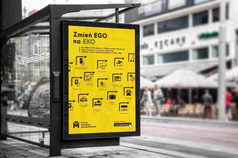 Zmień EGO na EKO. Kampania w ramach Europejskiego Tygodnia Mobilności